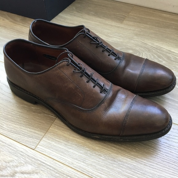 Allen Edmonds Park Avenue Cap Toe Oxford
